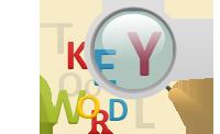 Ключевые слова сайта: поиск и применение